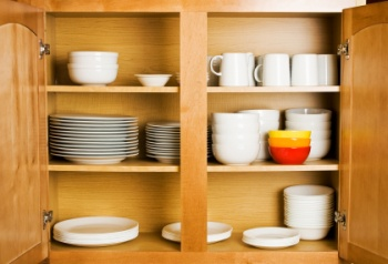 How to Organize Kitchen Cabinets: 15 Steps (with Pictures)