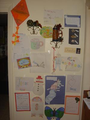 Memory Photo of the Children's Art!