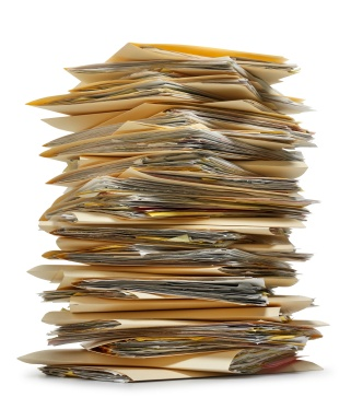 Home Office Paperwork Home Organize It